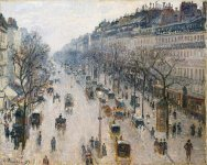 The_Boulevard_Montmartre_on_a_Winter_Morning.JPG